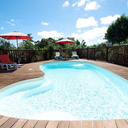 Hotels Marie Galante - Le Jardin des 4 Epices