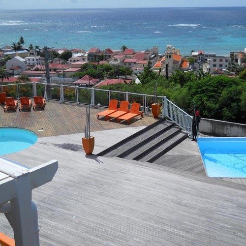 Hotels Marie Galante - Soleil Levant