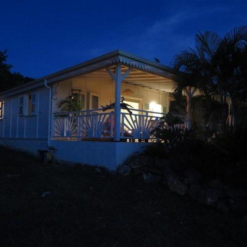 MarieGalante.info - La maison Casa Blue