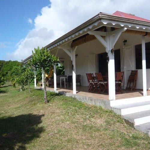 Location Villas Marie Galante - Kaza Ricou