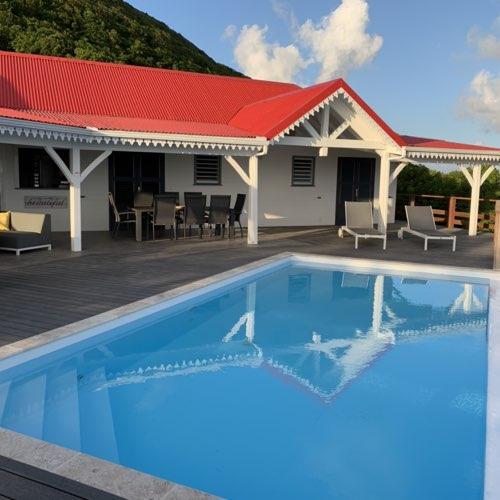 Location Vacances Marie Galante - Location de Villas - Villa Coco Câline