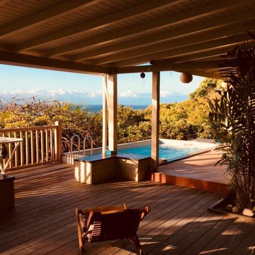 Location Vacances Marie Galante - Location de Villas - KAZ A BULLE