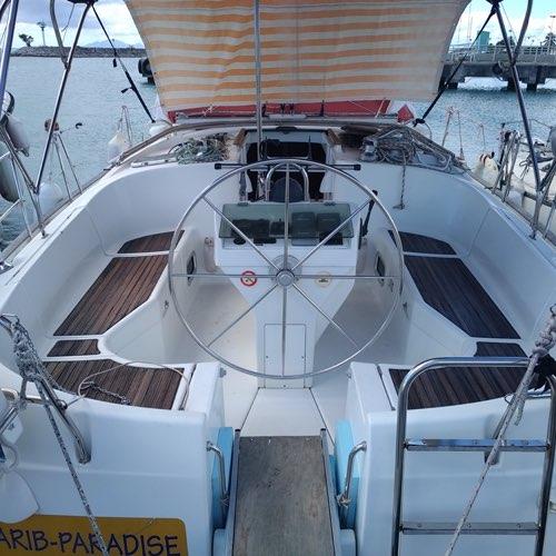 MarieGalante.info - Caribparadise Yachting