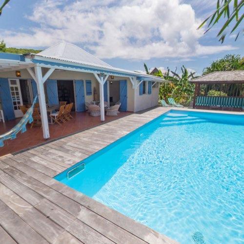 Location Vacances Marie Galante - Location de Villas - Villa Maloya