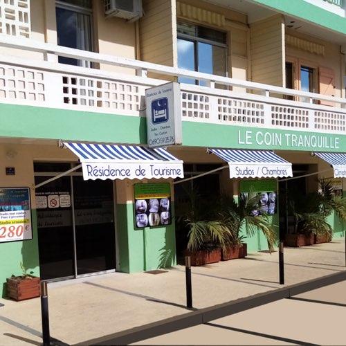 Location Vacances Marie Galante - Hôtels & Résidences - Le Coin Tranquille