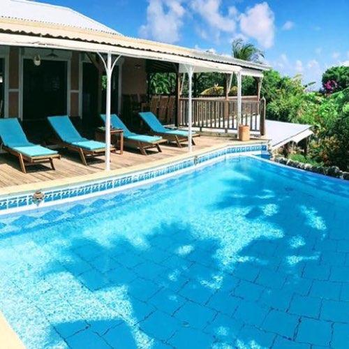 Location Vacances Marie Galante - Location de Villas - Villa Kaz an Nou