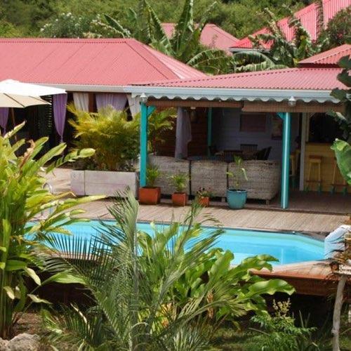 Location Villas Marie Galante - Gîtes Tit'Anse & Spa