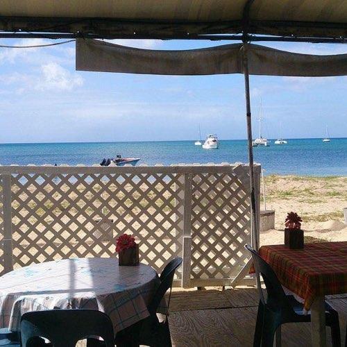 Restaurants - Caraïbes Plage