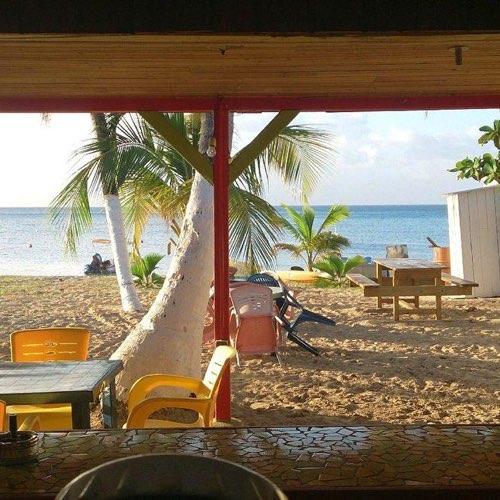 Location Vacances Marie Galante - Restaurant - Pizza Del Sol