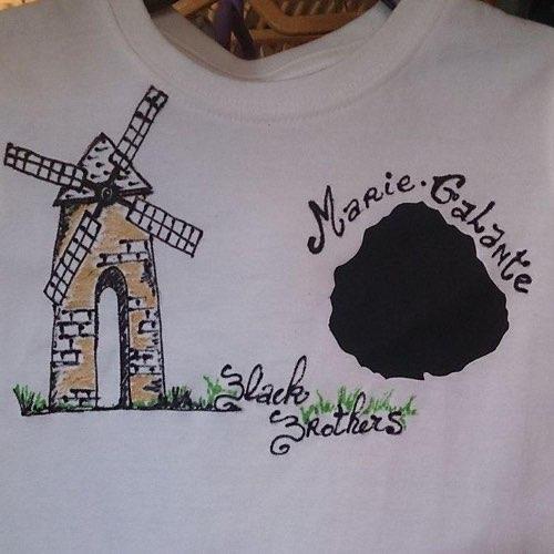 www.lagalette.net - Marie-Galante Authentique - Black Brothers